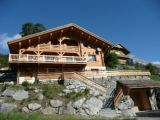 French Alpine ski holiday chalet - Rhone-Alpes holiday chalet near ski slopes