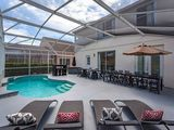 Davenport vacation home at Highlands Reserve - Orlando golf rental villa