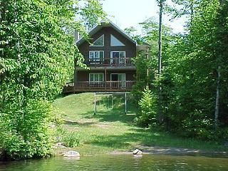 Sensational Quebec Self Catering Vacation Cottages Lake Mauricie Home Interior And Landscaping Ymoonbapapsignezvosmurscom