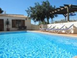Almancil self catering farmhouse - Algarve luxury 6 bedroom vacation home