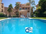 Calahonda holiday Penthouse apartment - Costa Del Sol family vacation penthouse