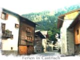 Swiss holiday chalet in 17th century building - Graubuenden self catering chalet