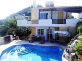 Self catering villa with pool in Crete - Pano Stalos holiday rental villa
