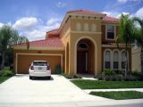 Lakeview vacation villa in Kissimmee - Watersong gated community luxury villa