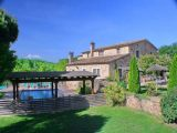 La Belladona large luxury villa in Sils - Spanish stone villa near Costa Brava