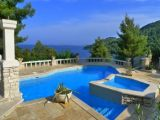 Stone house Villa Poplat Croatia - Vela luka self catering holiday villa
