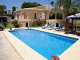 Luxury villa in Javea holiday accommodation
