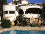 Costa Blanca holiday rental villa - Moraira self catering holiday villa