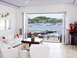 Corinne's marina town home in St Martin - Caribbean vacation home