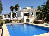 Rustic villa holiday villa in Albir - Self catering Spanish villa with pool