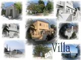 Greek holiday villa rental in Kyparissa - Self catering holiday villa and pool