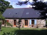 Brittany Breton stone holiday cottages - Brittany self catering holiday gites
