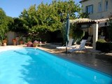 Provence holiday gite in Vinsobres - Provence self catering holiday gite