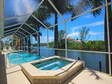 Cape Coral exclusive retreat - Florida Gulf Coast Waterfront House rental